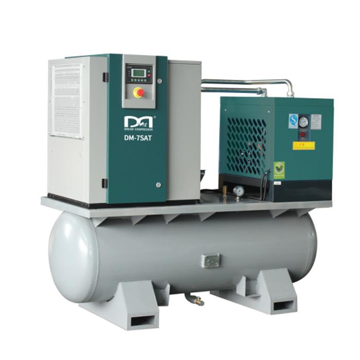 Воздушный компрессор с постоянным давлением (8-16 бар)